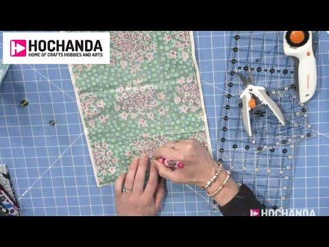 Crafting With Anna Maria Fabrics, Heartfelt Creations And More At Hochanda!