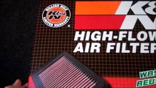 2012 mazda 3 k performance air filter 33 2293