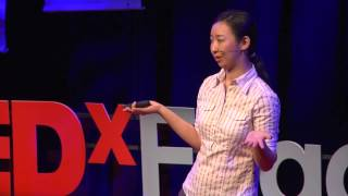 The art of science and the science of art | Ikumi Kayama | TEDxFoggyBottom