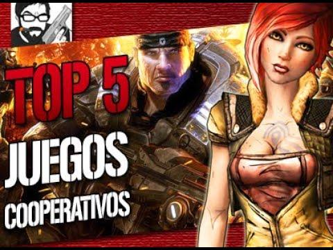 Top 5 Los Mejores Juegos Cooperativos Youtube
