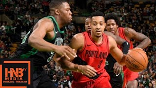 Boston Celtics vs Portland Trail Blazers Full Game Highlights / Feb 4 / 2017-18 NBA Season