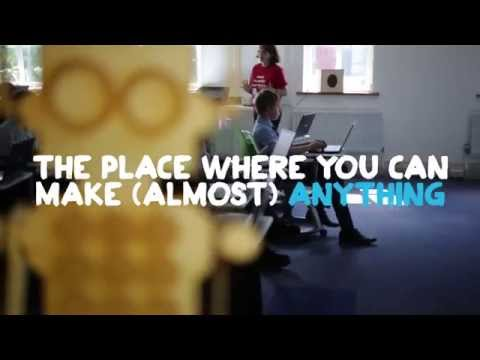 FabLab Sunderland - Work Discovery Week