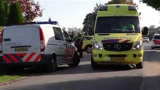 Tragisch ongeval Kootwijkerbroek kost jongentje (2) het leven