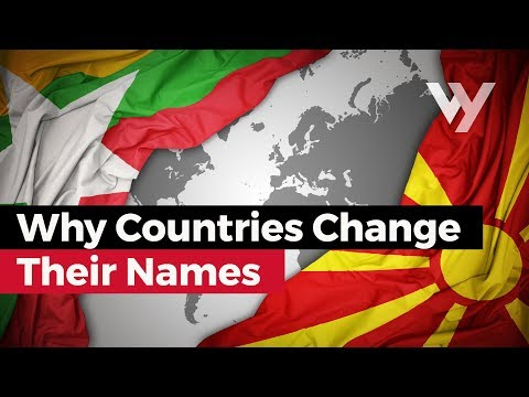 Why Countries Change