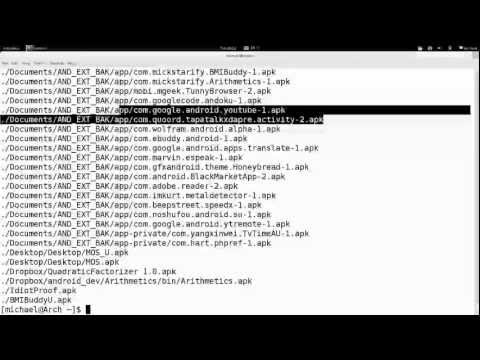 UNIX Tutorial For Beginners Part 1 Intro And Navigating the Filesystem