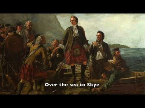Skye Boat Song (Alastair McDonald)