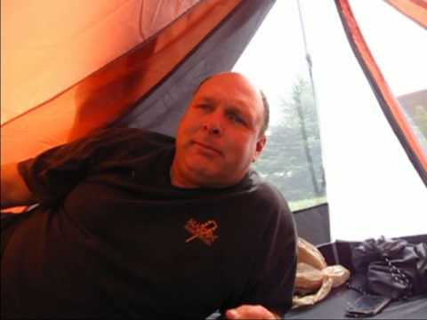 Quick Review Of The Alpine Design Hiker Biker Tent By Wayne Shockey Youtube