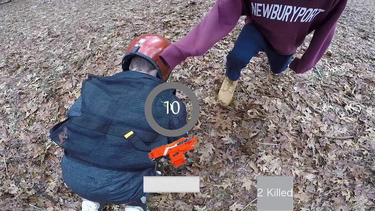 Wallpaper Pubg Real Life: Nerf PUBG In Real Life!