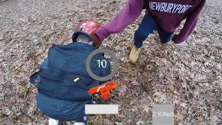 Nerf PUBG In Real Life!