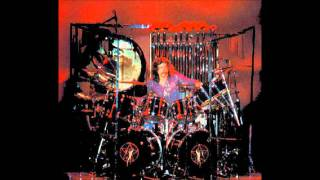 Rush - 2112 - Neil Peart Isolated drums