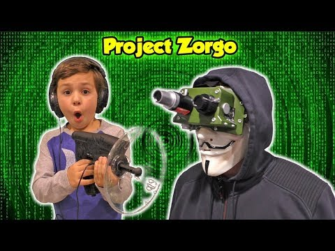 Project Zorgo Hacker Caught Spying on Us with Spy Gadgets Sent from the Gamemaster