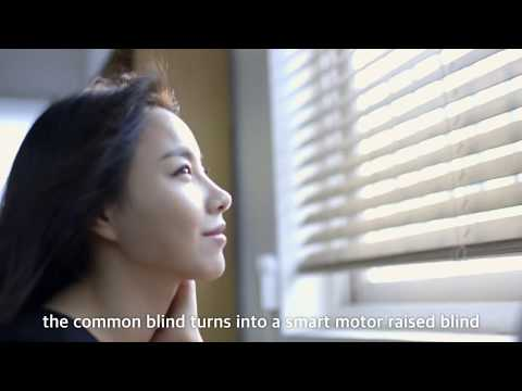 Blind Engine Transforms Conventional Blinds to Smart Electric Blind Systems