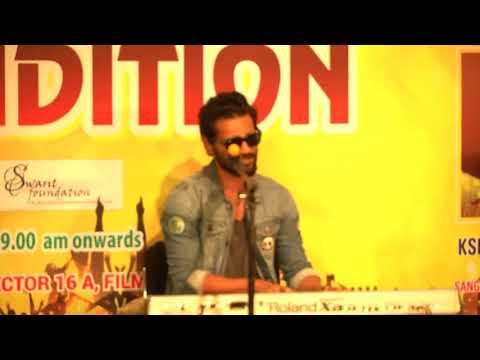 Yasser Desai | Amazing performance | 38th Surtarang | Sangam kala group | with Funnyman.in