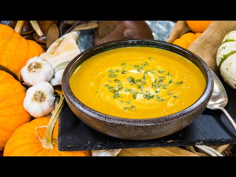 Pumpkin Soup - Home & Family