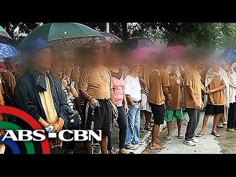 TV Patrol: Mga preso sa Bilibid, dinamayan ang mga guard na naka-hunger strike