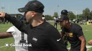 #MIZCamp18:  Practice #6 Play of the Day