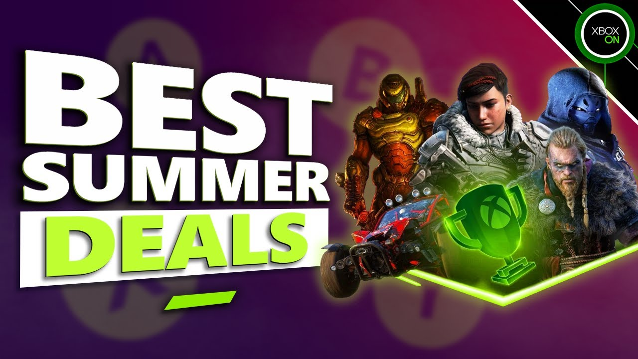 DEALS UNLOCKED SALE! | 85% OFF Xbox Games | Xbox Deals of the Week