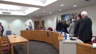 6 MAR 2018 BOARD OF COMMISSIONERS 7 PM MEETING – PART 1