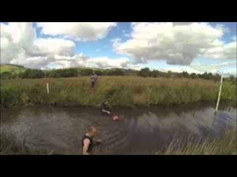 Mountain Bike Bog Snorkelling World Championship 2014 Youtube