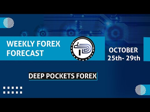 Weekly Forex Forecast 25th – 29th October 2021