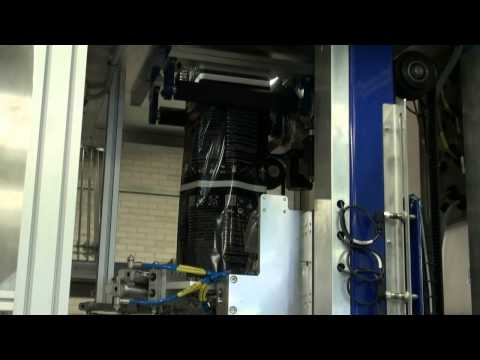 A-Service - Automatic stretch sleever (500/hour) for beverage PET container KEG ASAS-1EKEG