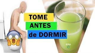 Beba Isso Antes de Dormir – Elimine Toda a Gordura da sua Barriga