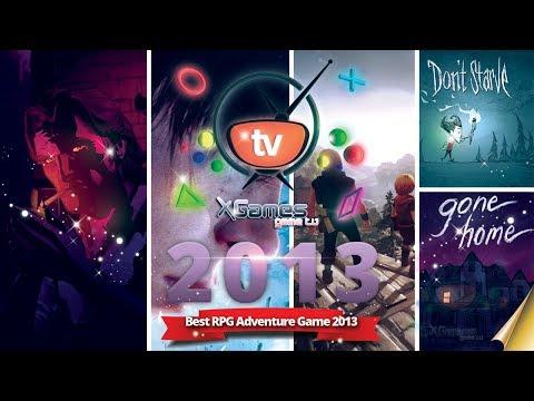 Лучшая RPG/Adventure игра 2013 (Best RPG/Adventure Game 2013)