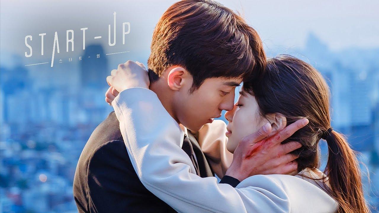 [tvN 드라마]  '스타트 업'  e01~ e04 1시간으로 완벽 요약_ 드라마 정주행 하세요 (feat. 비하인드스토리)