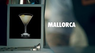 MALLORCA DRINK RECIPE - HOW TO MIX