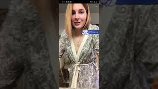 88/RUSSIA||UTING NYA WARNA COKLAT || BIGO LIVE HOT SEXY
