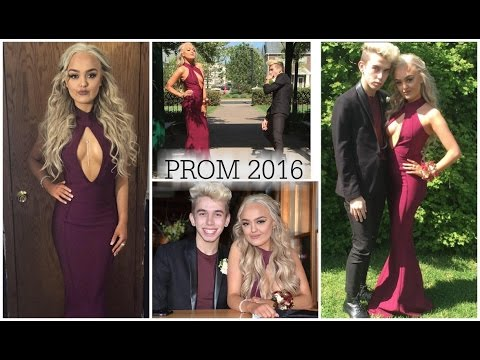Thumbnail: Get Ready w/ Me Prom 2016