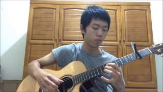 Yiruma - River Flows in You (Acoustic Guitar Cover)