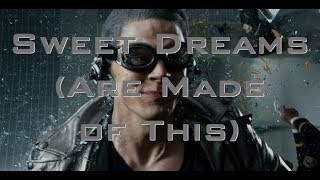 "Quicksilver - X-Men DOFP Scene - ""Sweet Dreams"""