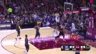 Cleveland Cavaliers vs New York Knicks | October 30, 2014 | Full Highlights | 2014-15 NBA Season
