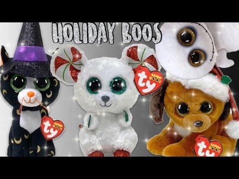 Ty Beanie Boos Halloween 2020 2020 HOLIDAY BEANIE BOOS +other TY rumors   YouTube