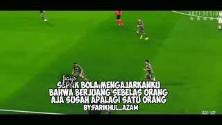 Download lagu Status wa keren sepakbola MP3