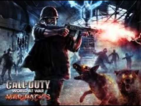 All Call of Duty zombies songs World at War to Bo2 Origins! (Not in order)