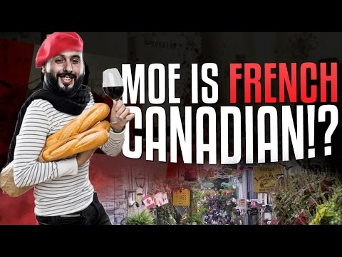 Im French Canadian?