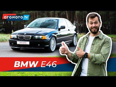 BMW E46 - Nadal na topie   Test OTOMOTO TV