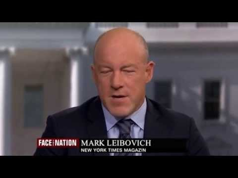 Mark Leibovich: Donald Trump speaks like a normal human being