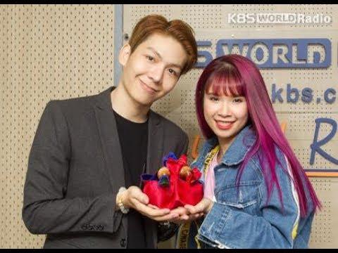 "Kelvin Khánh & Khởi My @ FM Radio ""Chuyện Từ Seoul"" (10/5/2017)"