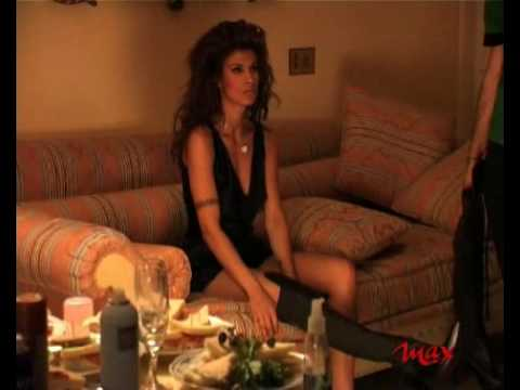 Elisabetta Canalis Backstage Calendario.Elisabetta Canalis I Video Del Backstage Calendario Max