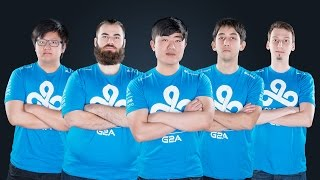 Heroes of the Storm World Championship 2015: Cloud 9