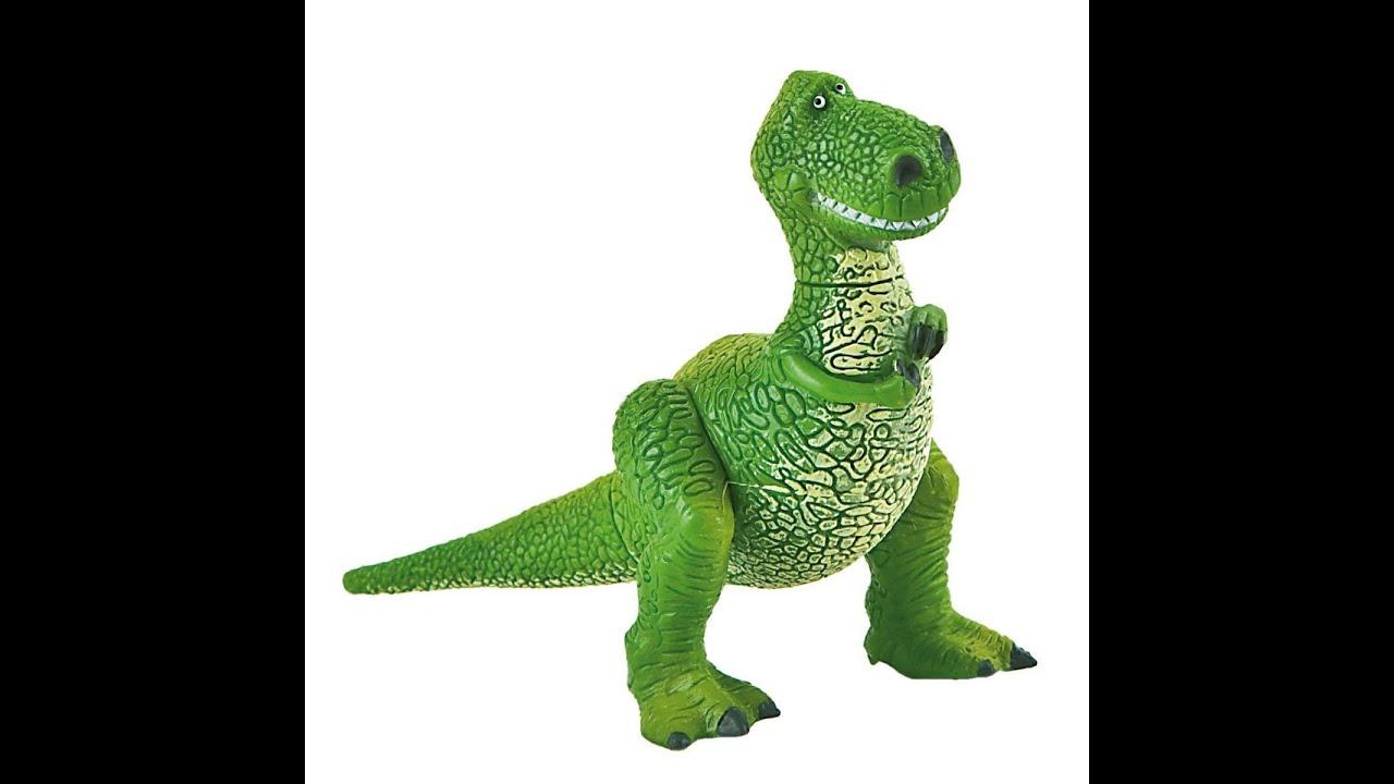Dinosaure rex de toy story jouets pour les enfants youtube - Dinosaure toy story ...