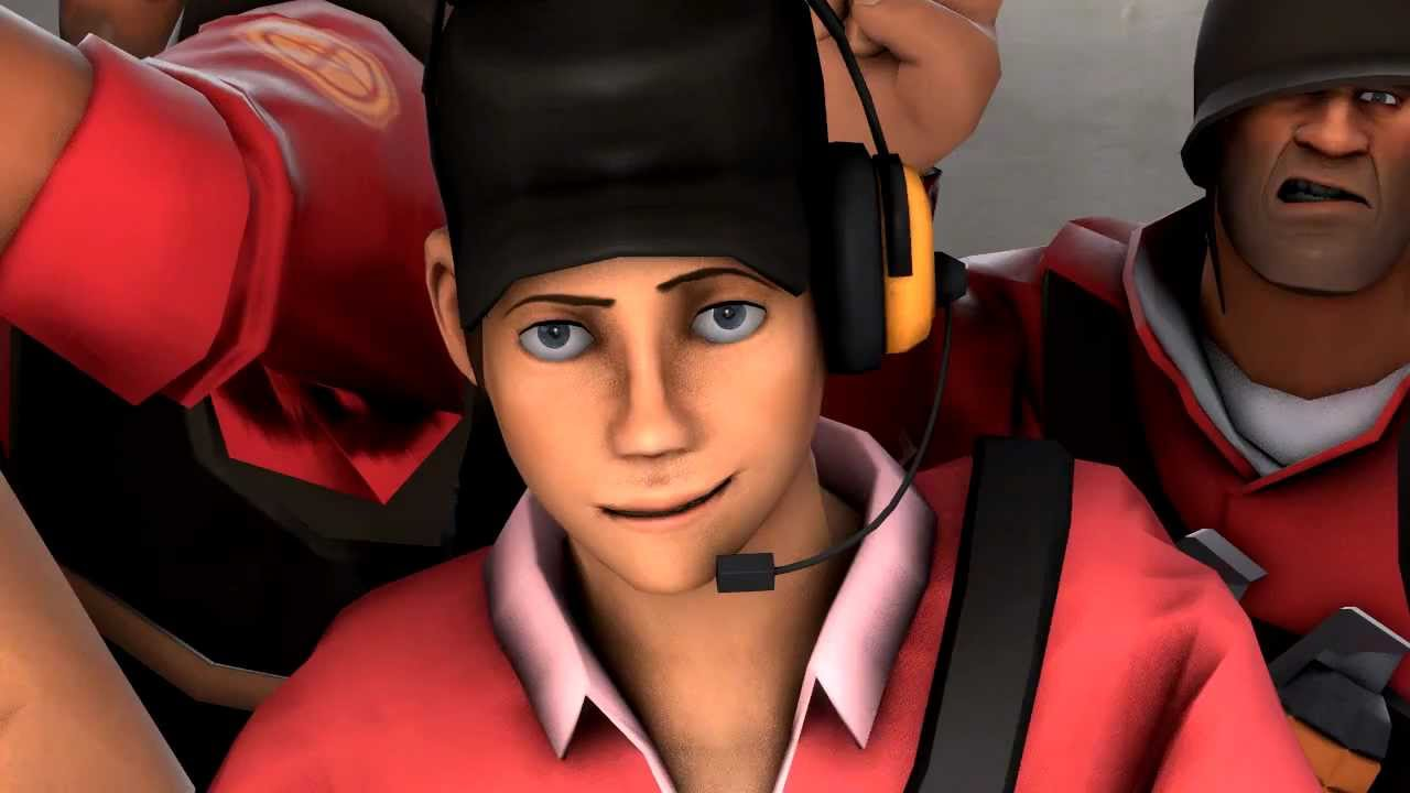 Team fortress femscout