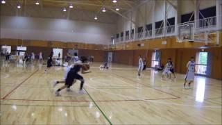 2016/9/18 秋リーグ 外大VS上智 3ピリ