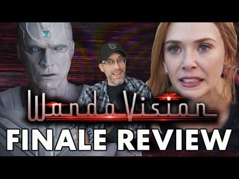 WandaVision Ep. 9 (Finale) - Spoiler Review - Dan Murrell