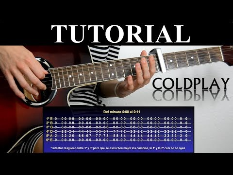 Sparks Coldplay Chords — Music Box Listen
