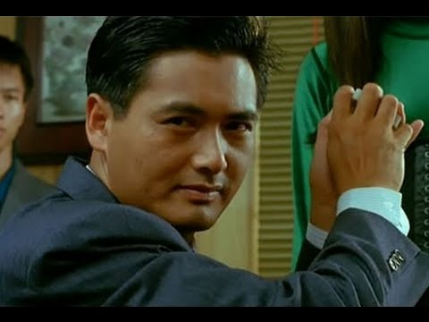 God Post Revenge   Chow yun fat action movie