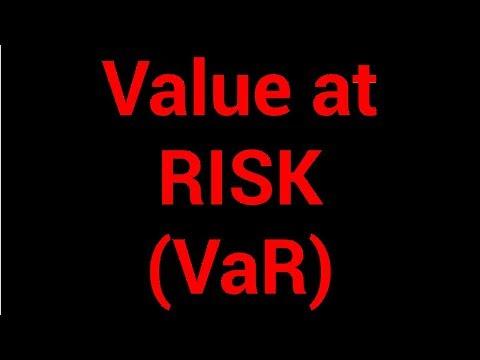 Value at Risk or VaR - Stock Selection   HINDI